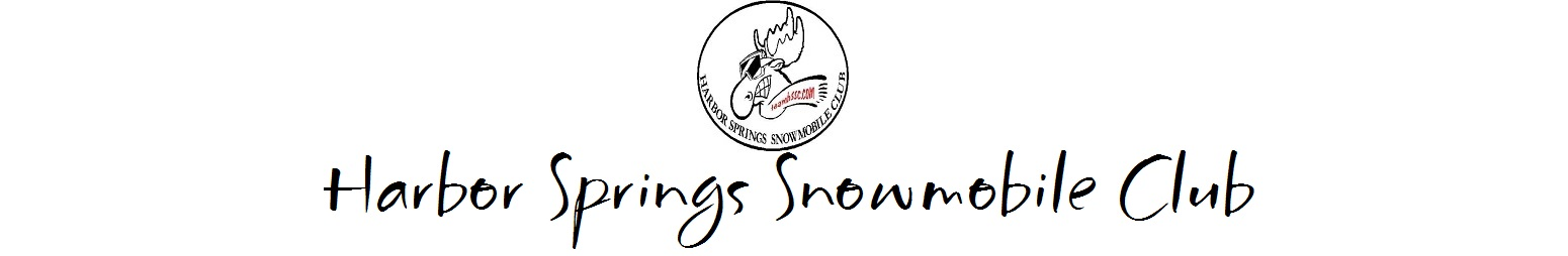 Harbor Springs Snowmobile Club logo