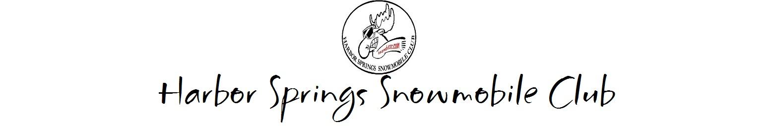 Harbor Springs Snowmobile Club logo